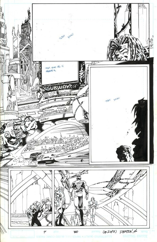 Defcon 4 - Issue 2_ Page 7 with Auto Correct